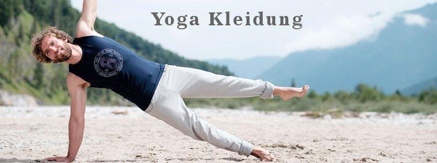 Herren Yoga Bekleidung