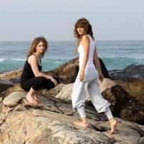 Yoga Hosen lang Damen
