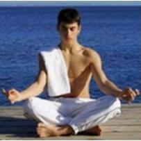 Yoga Hosen lang Herren