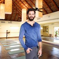 Yoga Shirts Herren