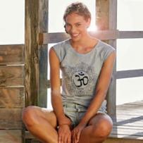 Yoga T-Shirts Damen