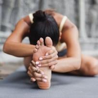 Komfort Yogamatten