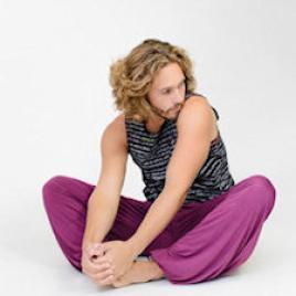 Yoga Tops Herren