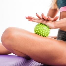 Pilates massage bälle