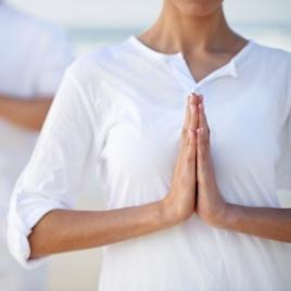 Meditations Kleidung Damen