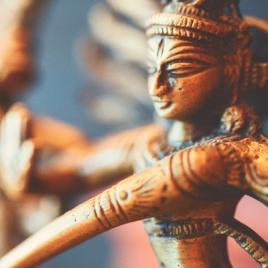 Shiva-Statuen