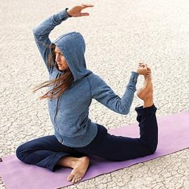 Yoga Jacke & Hoodie Damen