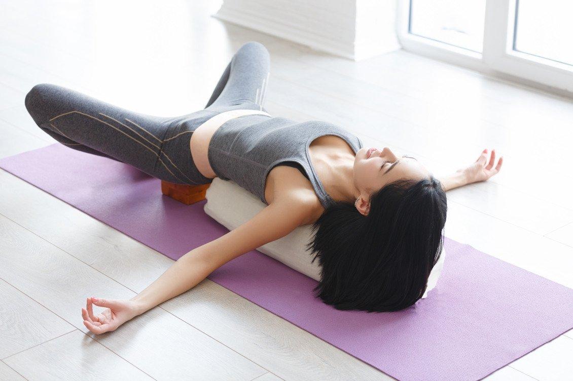 Yogabolster