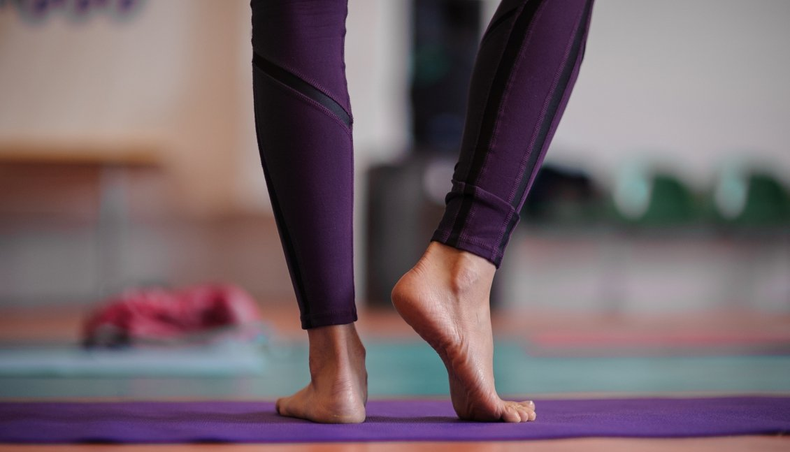 Milieuvriendelijke yogamat gebruiken?