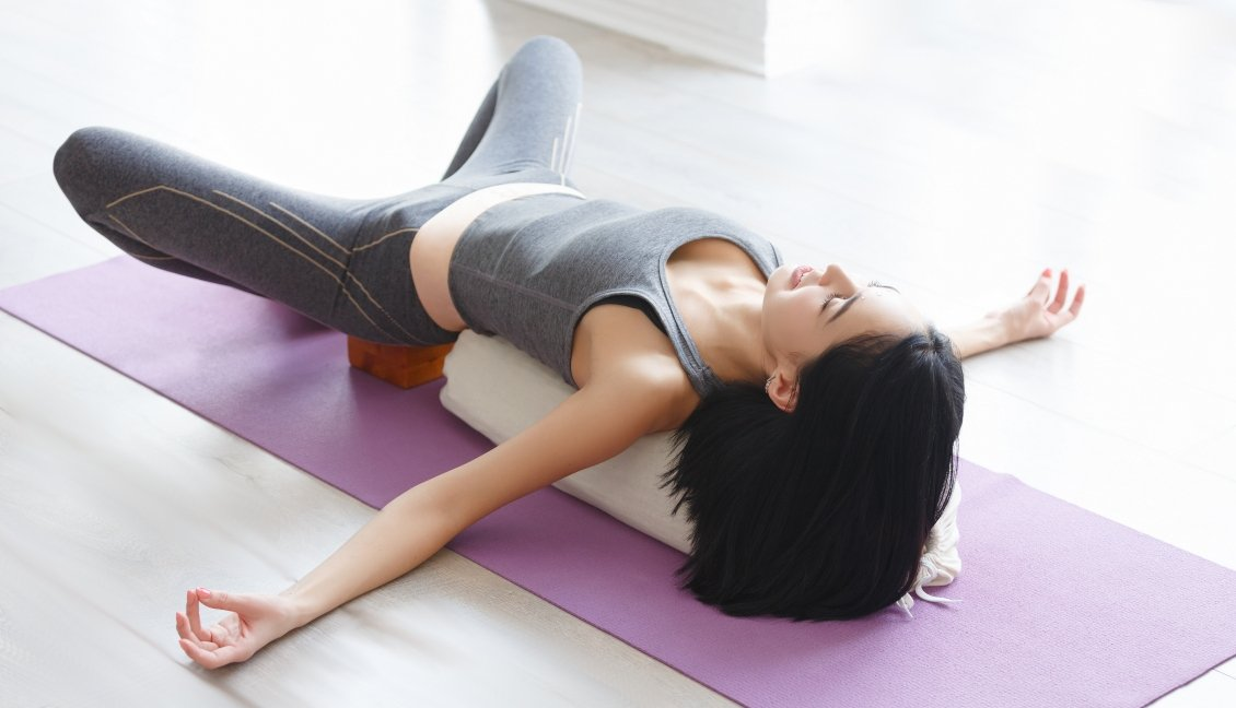 Yoga bolster kopen